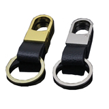 Hot Promotion Genuine Leather Keychains