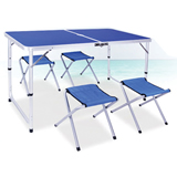 Hot Saler Promotional Aluminum Folding Table