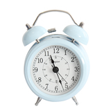 Hot Selling Nice Double Bell Metal Desk Alarm Clock