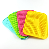 Hot Selling Square Heat Insulation Resistant Silicon Mat