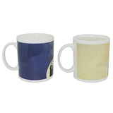Hot Water Color Changing Mug;Temperature Change Cup