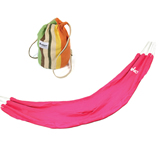 Imprinted Outdoor Hammock With Bag