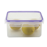 Imprinted Plastic Food And Vegetable Crisper-43.75 oz