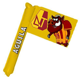 Inflatable Flag Stick;PE Inflatable Cheering Stick