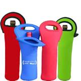 Insulated Single Bottle Carrier/Wine Tote