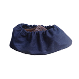 Jean Cloth Shoes Cover with Sole