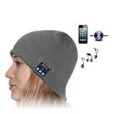 Knitted Acrylic Bluetooth Beanie