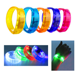 LED Flashing Bracelet