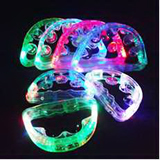 LED Flashing Plastic Handbell