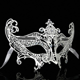 Ladies' Lace/Crystal Halloween Costume Party Masks