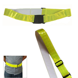 Lattice Reflective Waist Belt