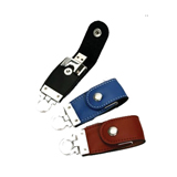Leather Case USB Flash Drive 8GB