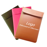 Leather Tablet PC Sleeve and Laptop Bag