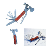 Lifesaving Ax/Multi-Tool For Picnic