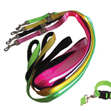 Lighted Dog Collar Traction Rope