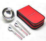 Lunch Mate 6-Piece Cutlery Set