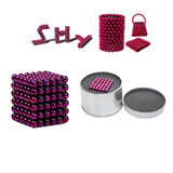 Magnetic Balls Bucky Cubes