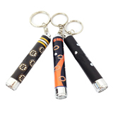 Mini LED Projector Promotion Keychain Torch