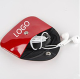 Mini Pocket Carry Earphone/earbuds bag for MP3