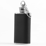 Mini Pocket Stainless Steel Wine Pot Keychain