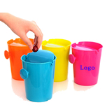 Mini Trash Can Pring Logo