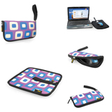 Multi-Functional Folding Zipper Mouse Mat, Mouse Pad