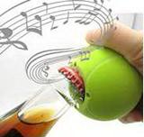 Musical Golf Ball Bottle Opener