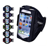Netted Arm Strap Sports Mobile Phone Armband