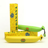 New Design Banana Shaped Umbrella