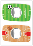 New Design Football/Basketball Bottle Opener
