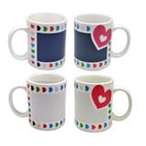 New Design Temperature Color Changing Ceramic Cup