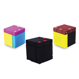 New Stylish Cube Wireless Bluetooth Speaker