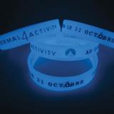 Noctilucous Rubber Silicone Luminous Bracelets/Wristbands
