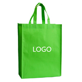 Non-Woven Grocery Shopping Tote Bag 80 GSM