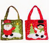 Non-woven Candy Bag for Christmas