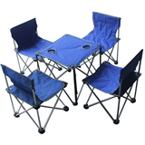 Outdoor Beach Folding Small Camping Table And Chair