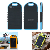 Outdoor Waterproof Solar Mobile Power/Charger