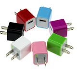 PL Universal Single Port AC Wall Adapter Cell Phone Charger