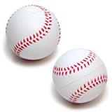 PU Stress Baseball;Baseball Stress Reliever