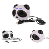 Panda Style Mini Multipurpose Speaker