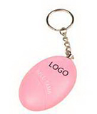 Personal Alarm Safy Football with Keychain