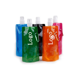 Plastic Floding Bottle With Logo