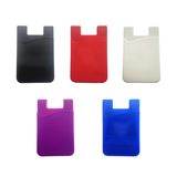 Pocket Smart Phone Silicone Card Holder Wallets