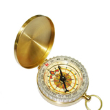 Pocket Watch Style Compass
