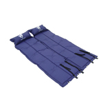 Polyester Beach Mat Camping Air Mats With Inflatable Pillow