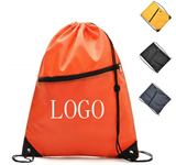 Polyester Drawstring Bag/Backpack