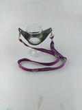 Polyester Lanyard With Wine Holder