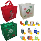 Polypropylene Bold Tote reusable tote bag Economy Tote