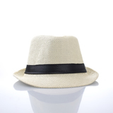 Popular Design Unisex Fabric Fedora Hat;Straw Hat;Net Cap