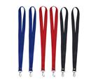 Premium Neck Lanyards Straps Strings with J-Hook